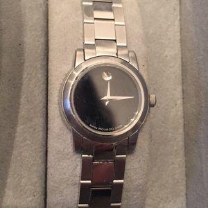 Movado Women's Juro Stainless-Steel Watch